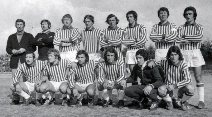 Tharros Calcio Oristano - 1971-1972