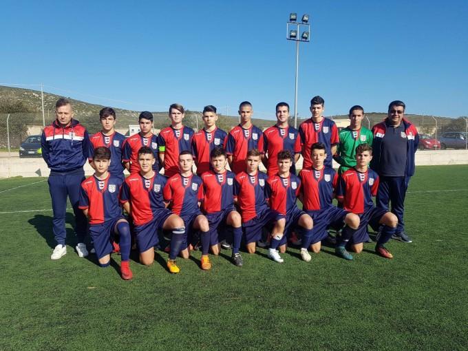 Torres Sassari Allievi 2017-2018