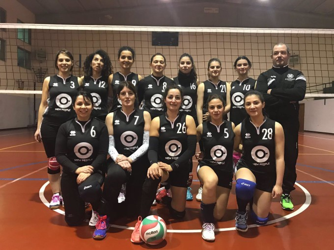 A.S.D Evergreen Volley Laconi 2017-2018