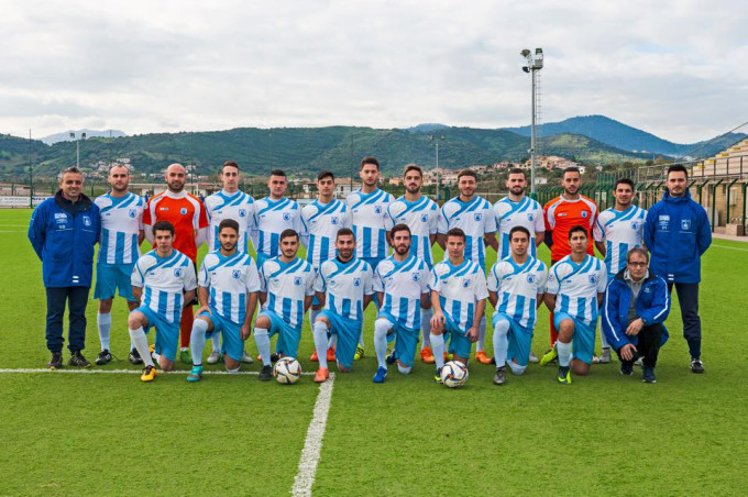 Budoni Calcio 2016-2017