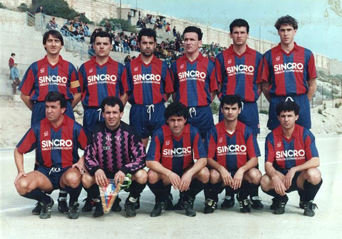 Castelsardo Calcio 1991-1992