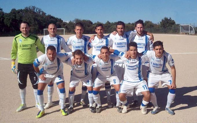 Polisportiva Luogosanto - 2013-2014
