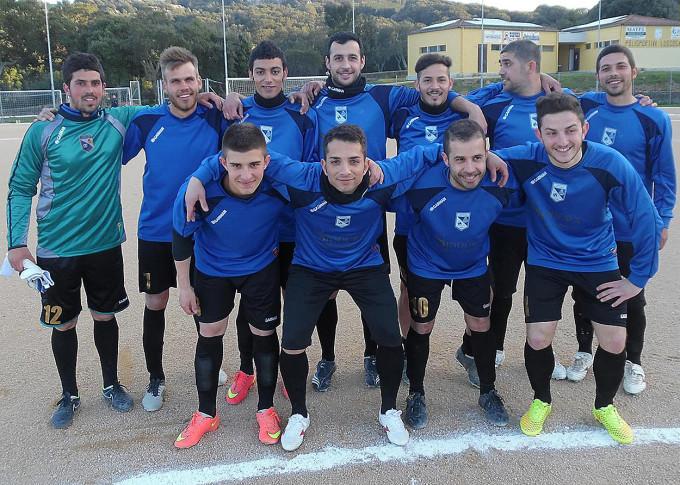 Polisportiva Luogosanto - 2014-2015