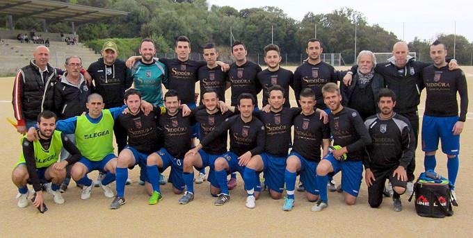 Polisportiva Luogosanto - 2014-2015 DUE
