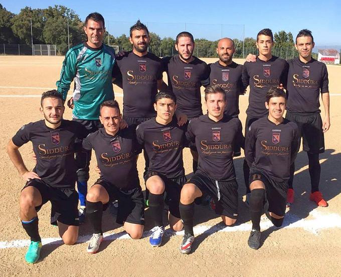 Polisportiva Luogosanto - 2016-2017