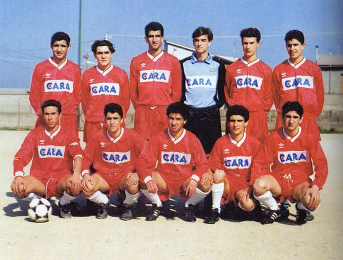 Real Gonnosfanadiga Under 18 - 1990-1991