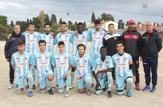 San Marco Juniores - Cabras 2017-2018