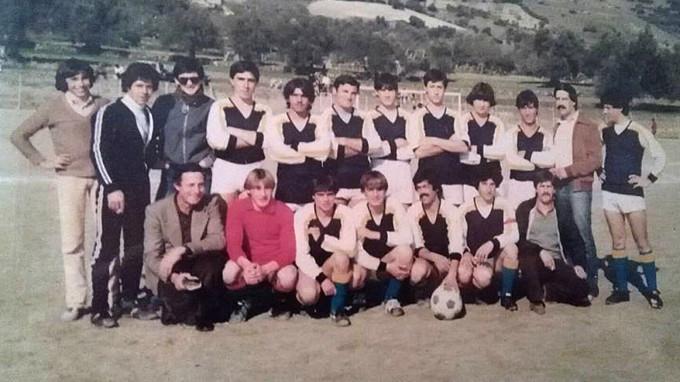 Santa Barbara Nureci 1981-1982