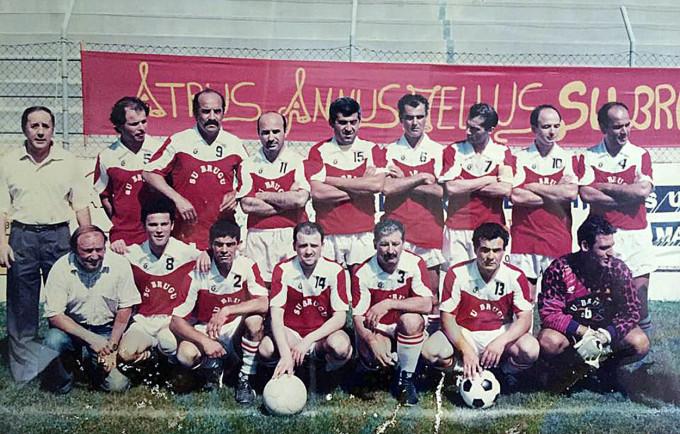 Su Brugu Calcio · Oristano anni ottanta