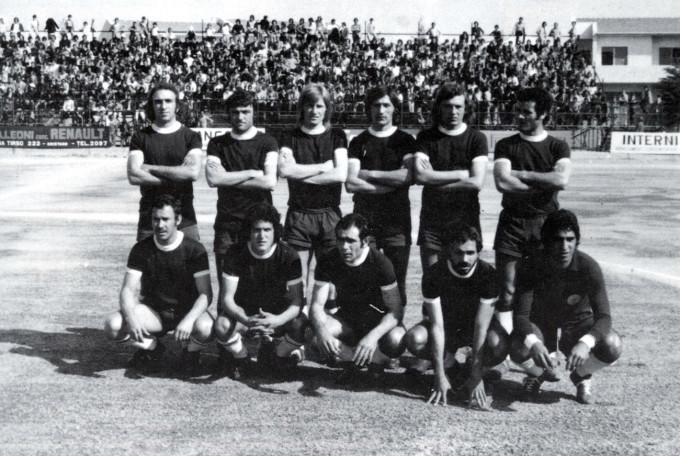 Tharros Calcio - Oristano - 1973-1974