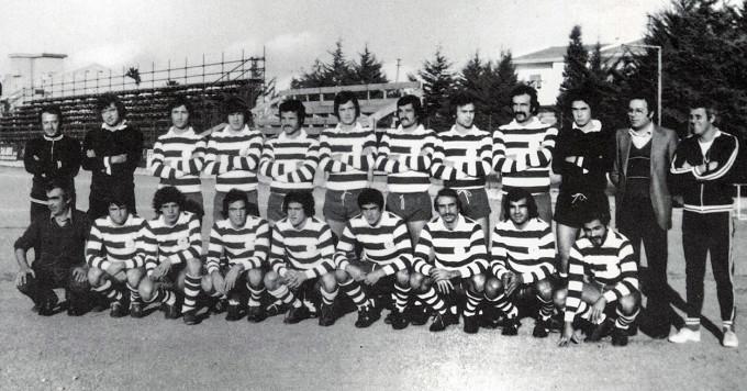 Tharros Calcio - Oristano - 1974-1975