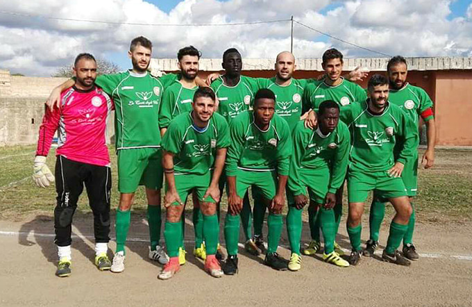 Tresnuraghes Calcio 2017-2018