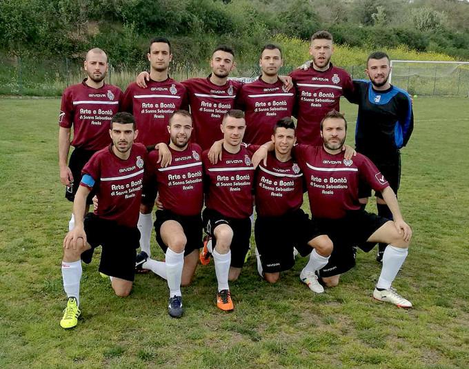 Anela Calcio · 2017-2018