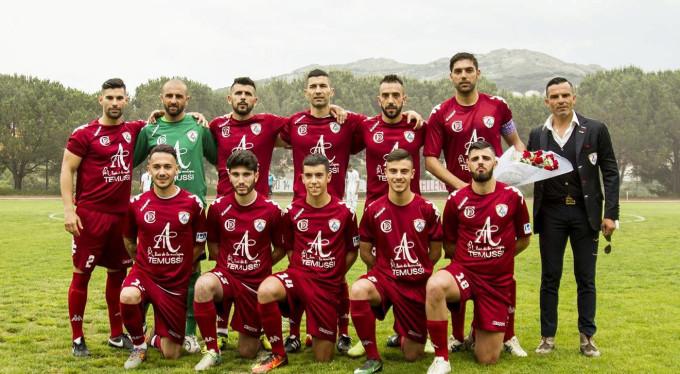 Arbus Calcio 2017-2018