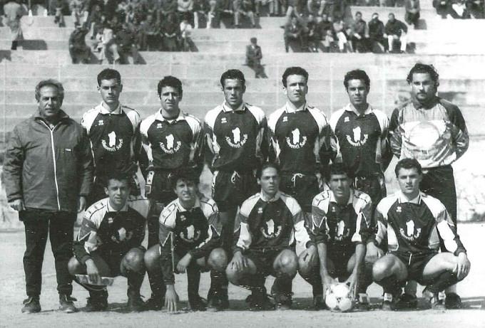 Castelsardo Calcio 1993-1994
