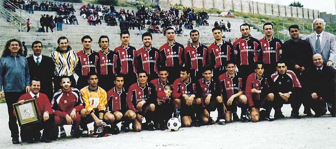 Castelsardo Calcio 1997-1998
