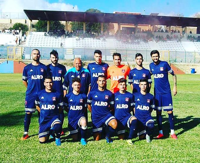 Castelsardo Calcio 2017-2018
