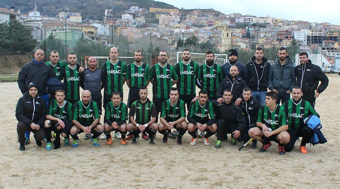 Supramonte Calci - Orgosolo 2017-2018