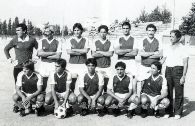Tharros Calcio - Oristano - 1982-1983 DUE