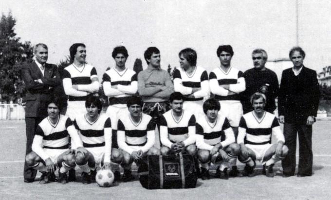 Tharros Calcio - Oristano - 1982-1983 UNO