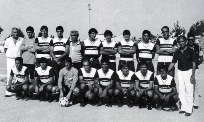 Tharros Calcio - Oristano - 1983-1984