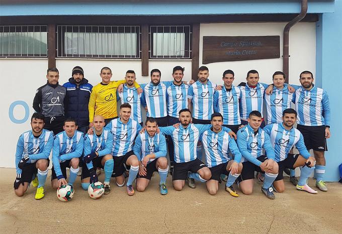 US Ollolai Calcio · 2017-2018