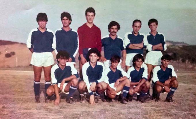Asuni Calcio - anni ottanta