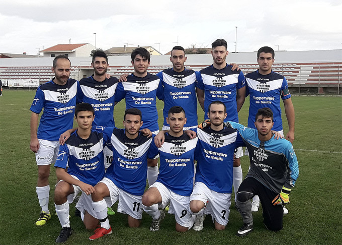 Atletico Cabras Calcio - 2017-2018