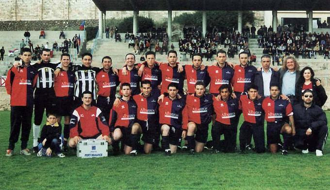 Castelsardo Calcio 2001-2002