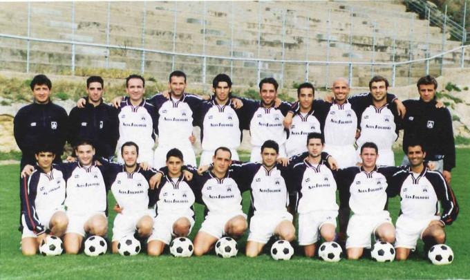 Castelsardo Calcio 2002-2003