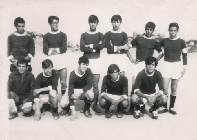 Idolo Calcio Arzana - 1968-1969