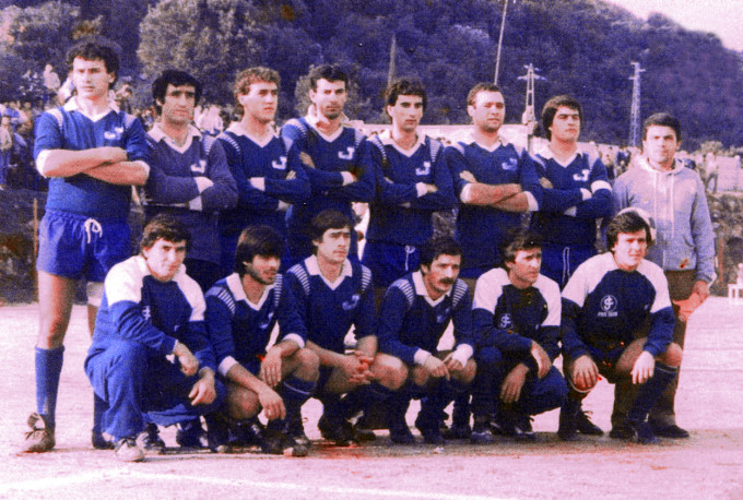 Picchi Jerzu - anni ottanta