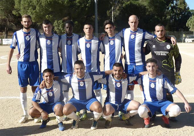 Santu Predu Calcio - Nuoro 2017-2018