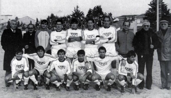 Tharros Calcio - Oristano 1984-1985