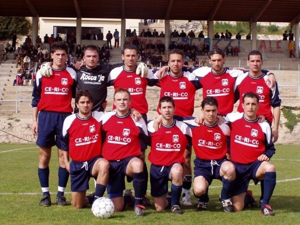 Castelsardo Calcio 2003-2004