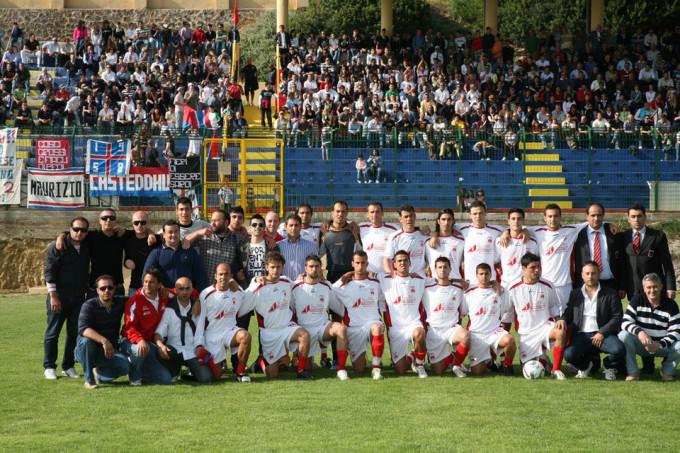 Castelsardo Calcio 2007-2008