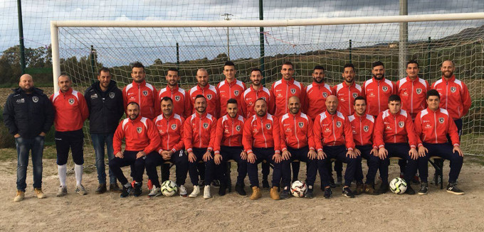 Coghinas Calcio - Santa Maria Coghinas 2017-2018
