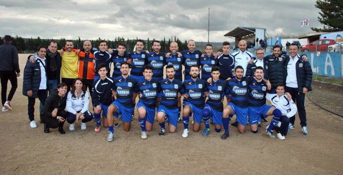 Laerru Calcio · 2016-2017