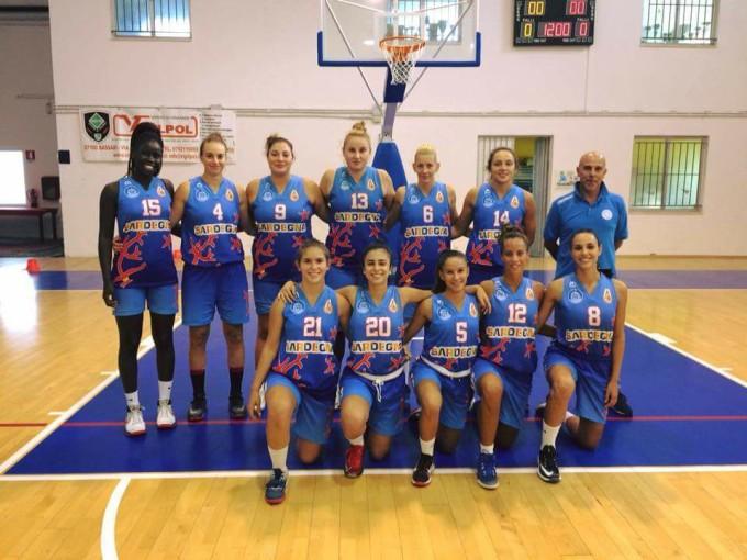 Mercede Basket Alghero 2017-2018