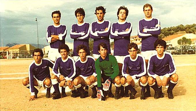 San Teodoro Calcio - 1982-1983