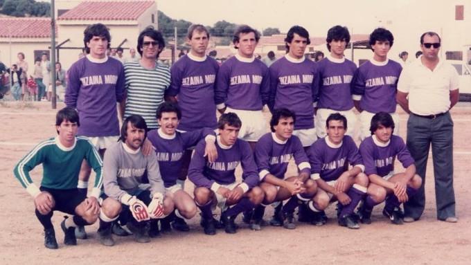 San Teodoro Calcio - 1982-1983 DUE