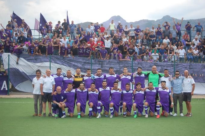 San Teodoro Calcio 2017-2018