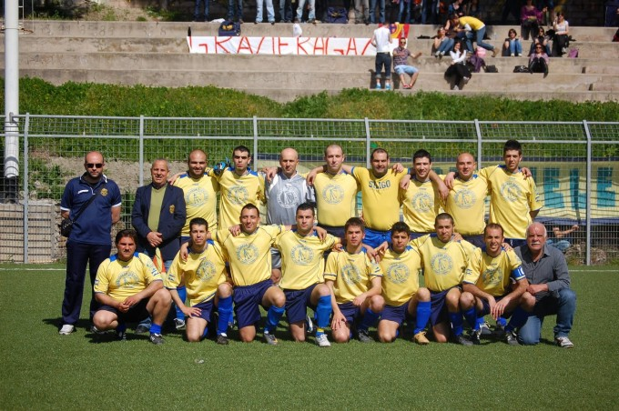 Siligo Calcio 1974 - 2010-2011