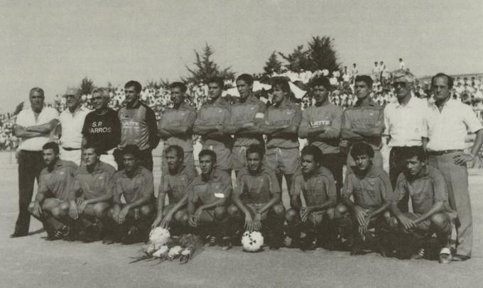 Tharros Calcio - Oristano - 1985-1986