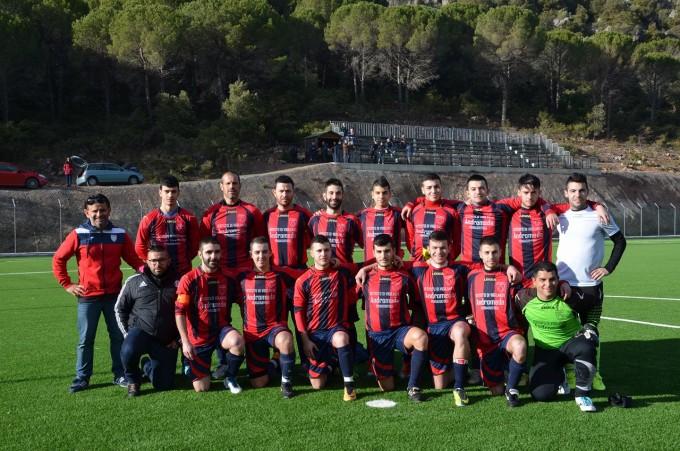 Ulassai Calcio · 2017-2018