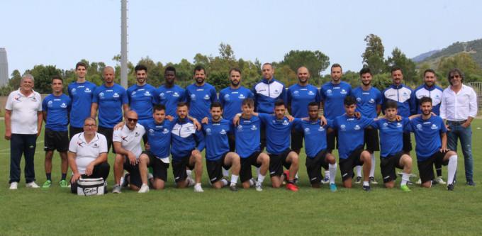 ASD San Marco Calcio Assemini 80 2017-2018