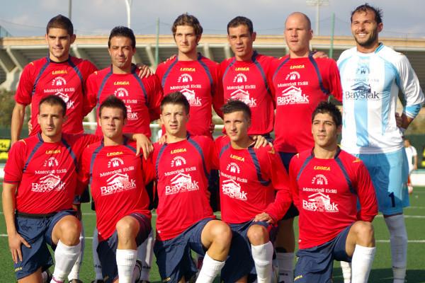 Castelsardo Calcio 2010-2011