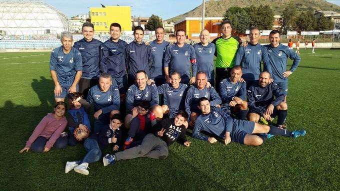 Jasnagora over 43 - Cagliari 2015-2016
