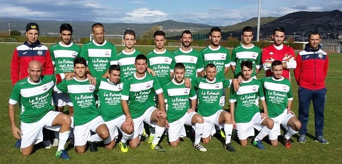 Polisportiva Isili 2017-2018