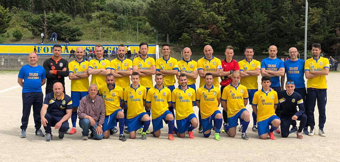 Polisportiva Siligo - 2017-2018